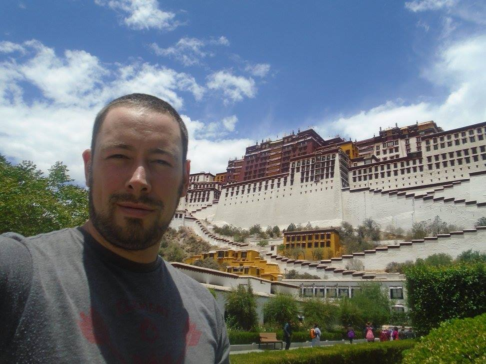 Round the World Trip - Potala palace