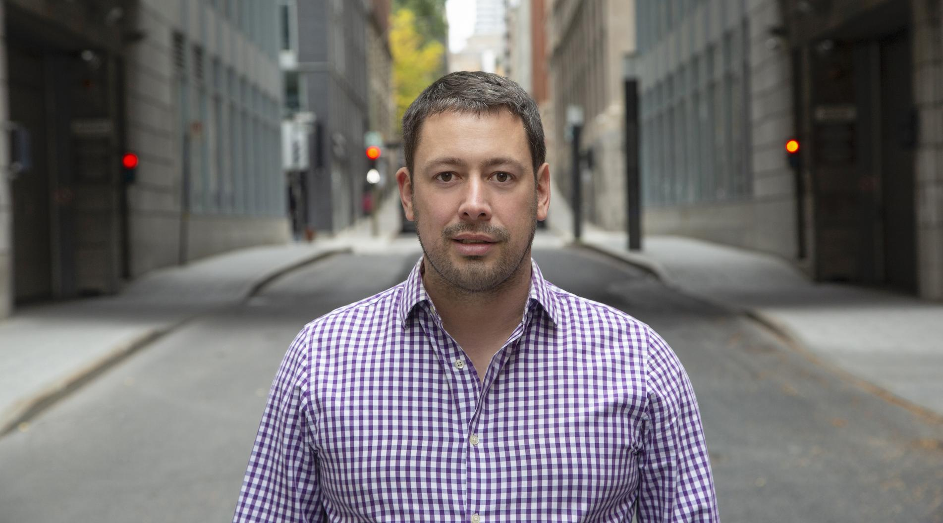 Étienne Garbugli – Entrepreneur & Author of Lean B2B