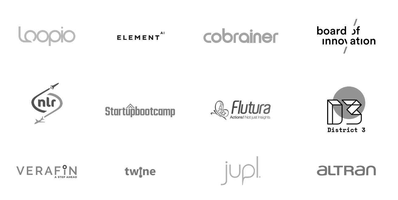 Étienne Garbugli – Corporate Logos