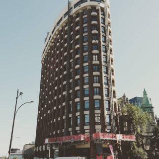 One of my favorite buildings in Montreal.